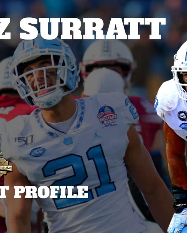 Draft Profile Chazz Surratt (2)