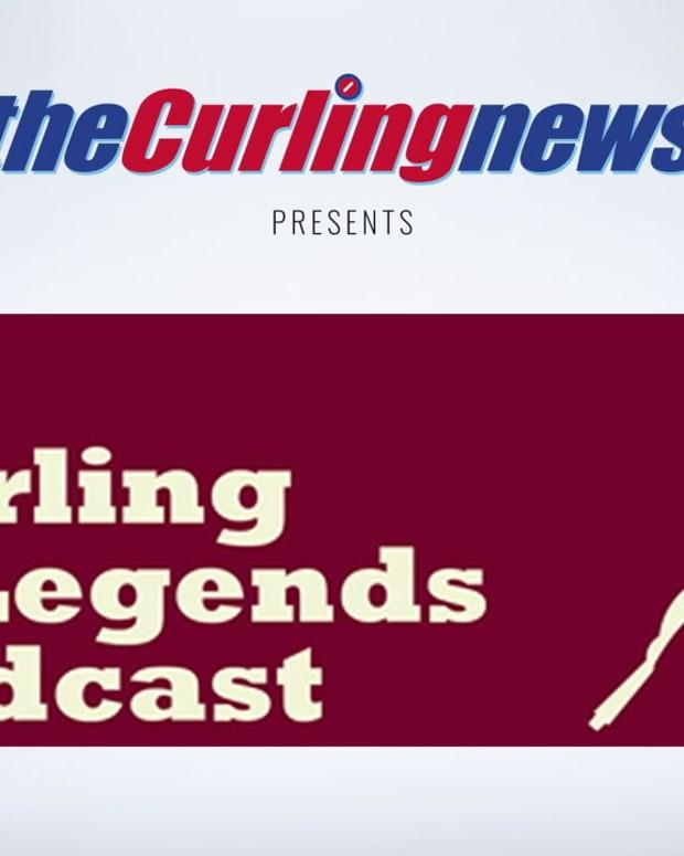 Curling Legends - Erika Brown