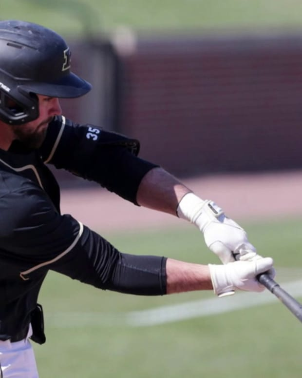 Purdue Baseball: Boilermakers Close Out Undefeated Weekend Series with 20-6 Victory