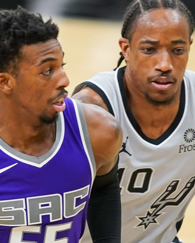 Sacramento Kings Delon Wright