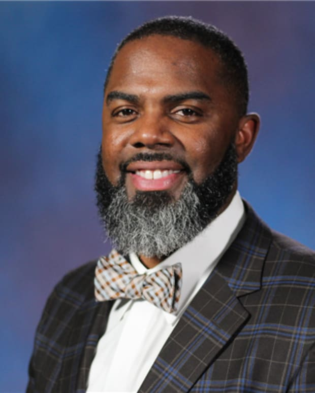 Former Tennessee Titans wide receiver Kevin Dyson.