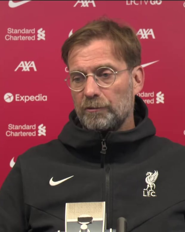 Liverpool FC on Twitter_ _𝐋𝐈𝐕𝐄 with Jürgen Klopp for today's pre-@NUFC press conference. #LIVNEW https___t.co_hTVTisIXsq_ _ Twitter 2021-04-23 07_38