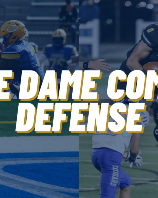 ND Commits - Defense