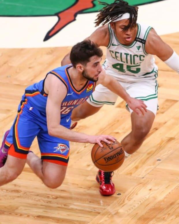 Ty Jerome, Boston Celtics