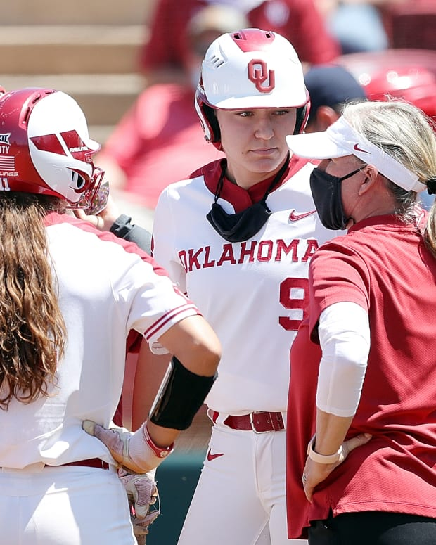 Oklahoma softball generic