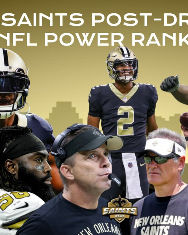 POST DRAFT RANKINGS