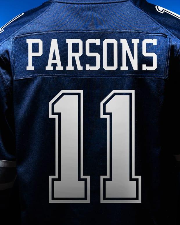 parsons pro shop