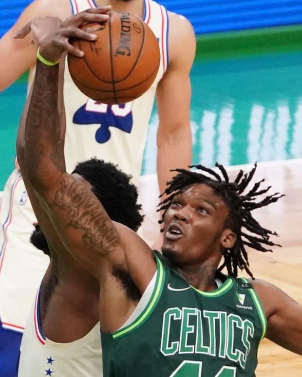Boston Celtics Robert Williams