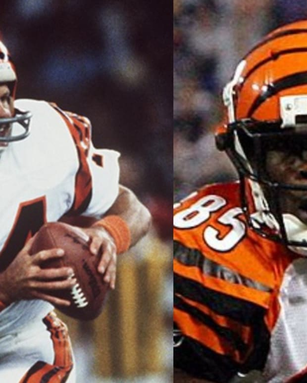 Ken Anderson, Chad Johnson