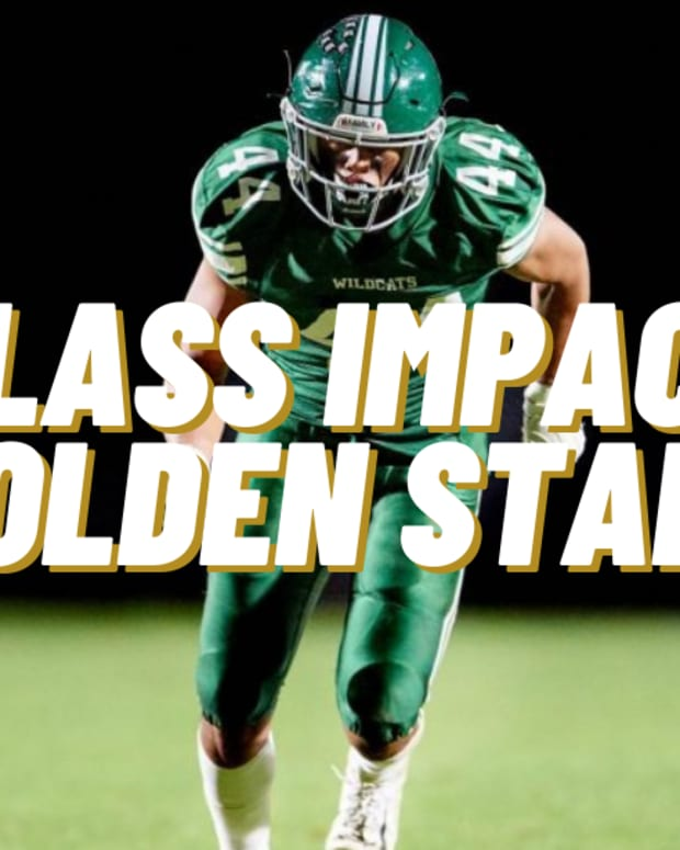 Holden Staes Class Impact