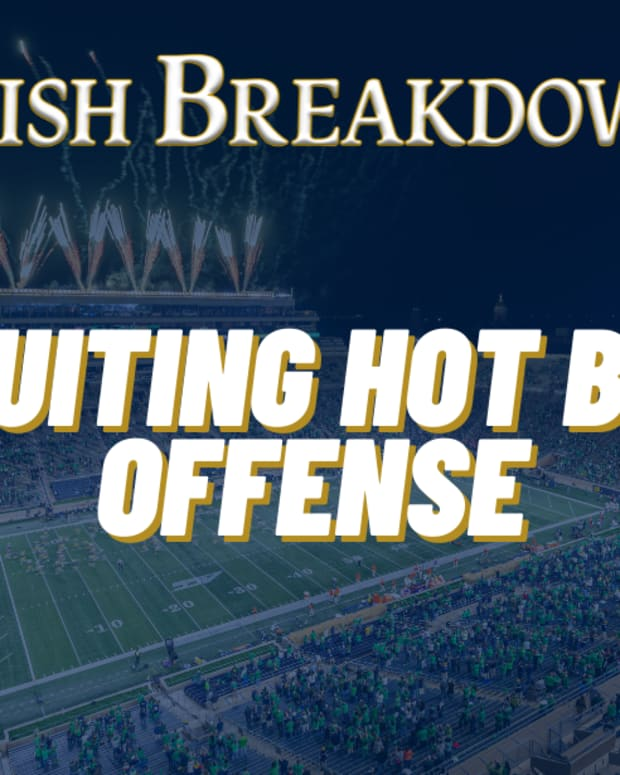 Recruiting Hot Board - Offense