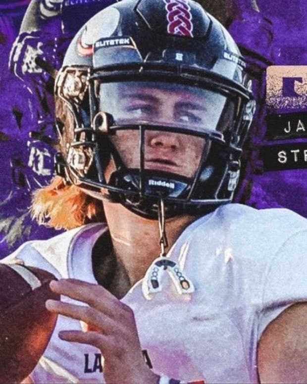 Jackson Stratton has committed to the UW.