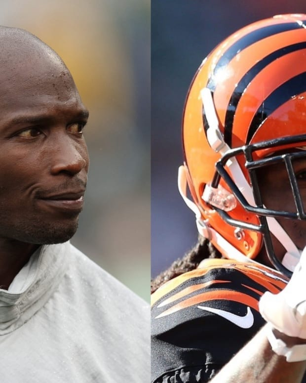 Chad Johnson Adam Pacman Jones