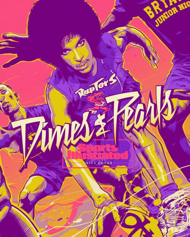 Prince Cover Story: Dimes and Pearls