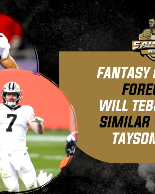 (COPY) (COPY) Saints Fantasy Football 2021