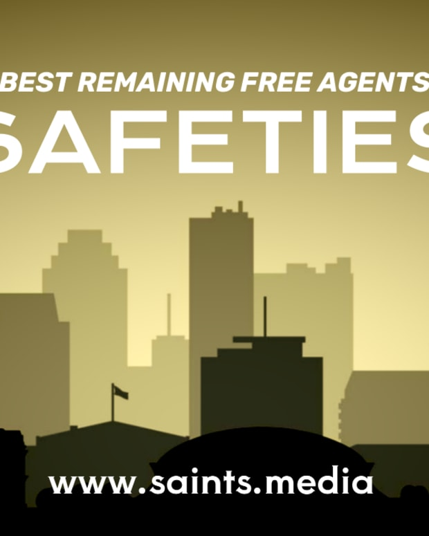 Best Remaining Free Agent Safeties