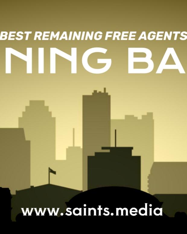 Best Remaining Free Agent Running Backs