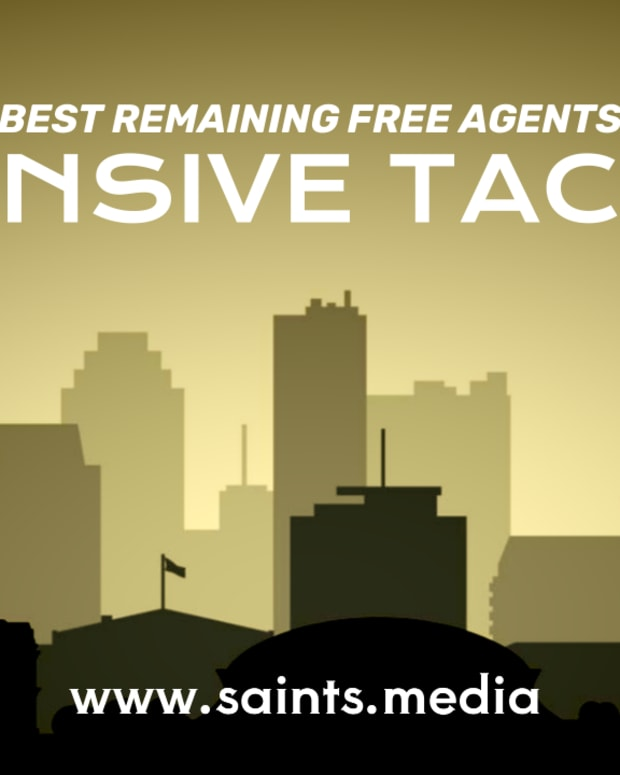 Best Remaining Free Agent Defensive Tackles