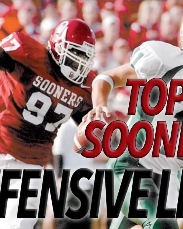 Top 10 Sooners DL