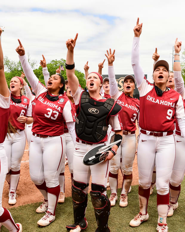 OU Softball Generic