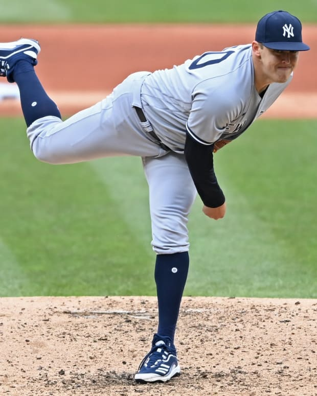 Yankees SP Jameson Taillon