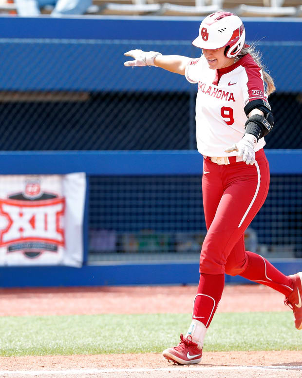 Kinzie Hansen, Big 12 Tournament