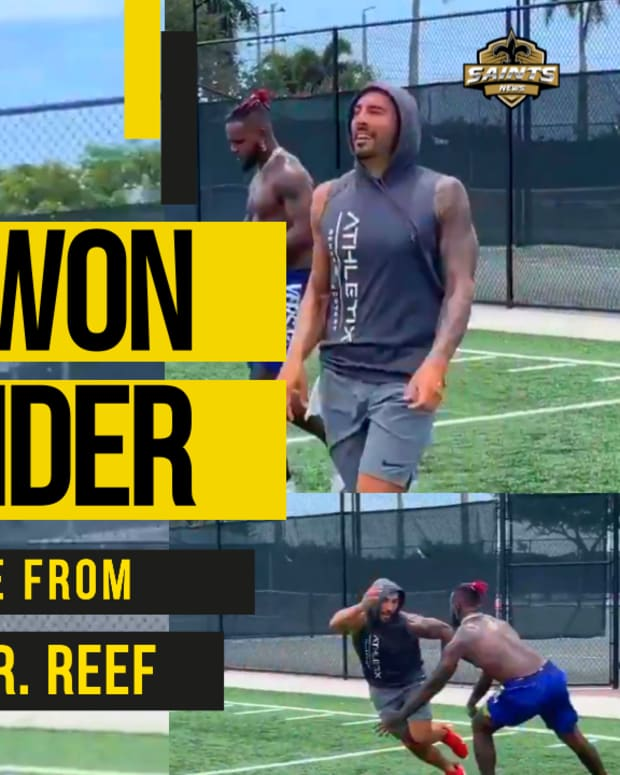 Kwon Alexander Update Dr Reef