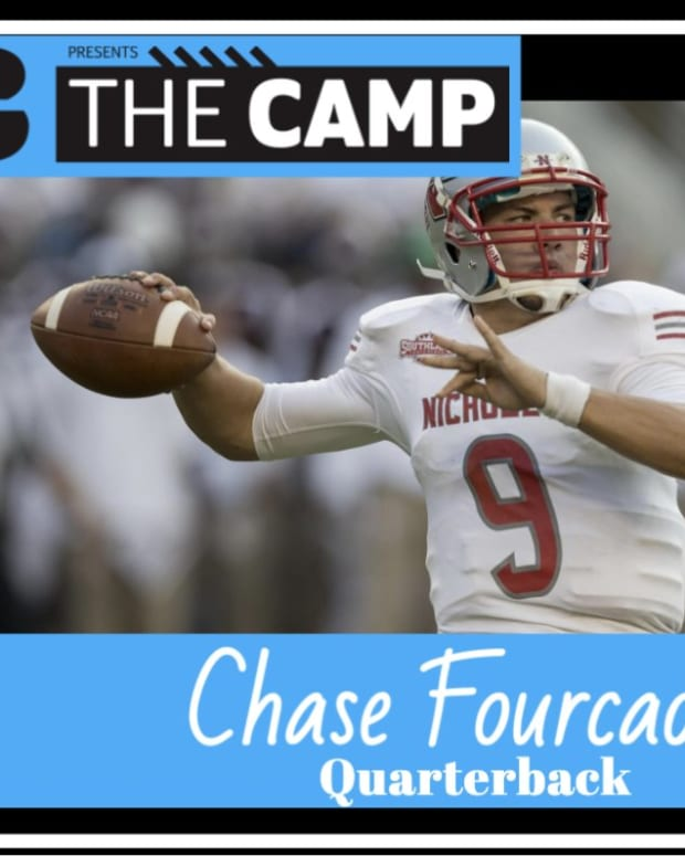 chase fourcade the camp hub