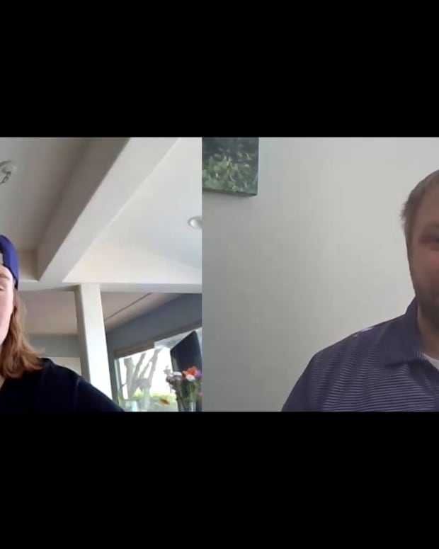 Jackson Stratton talks to Husky Maven's Trevor Mueller.