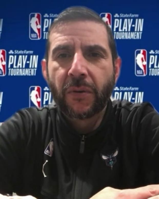 James Borrego -- 'It comes down to one game. Period'