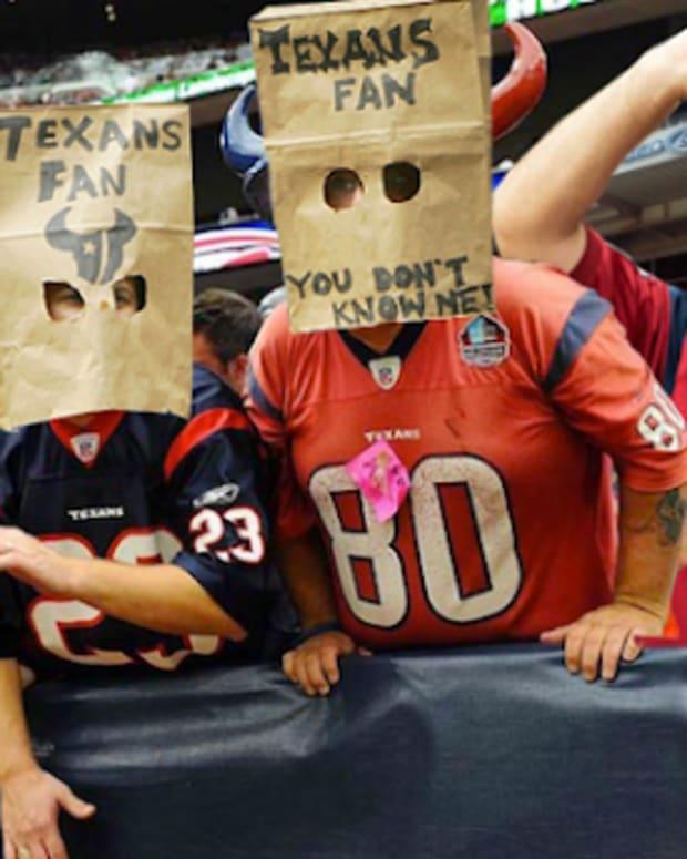 bag heads texans