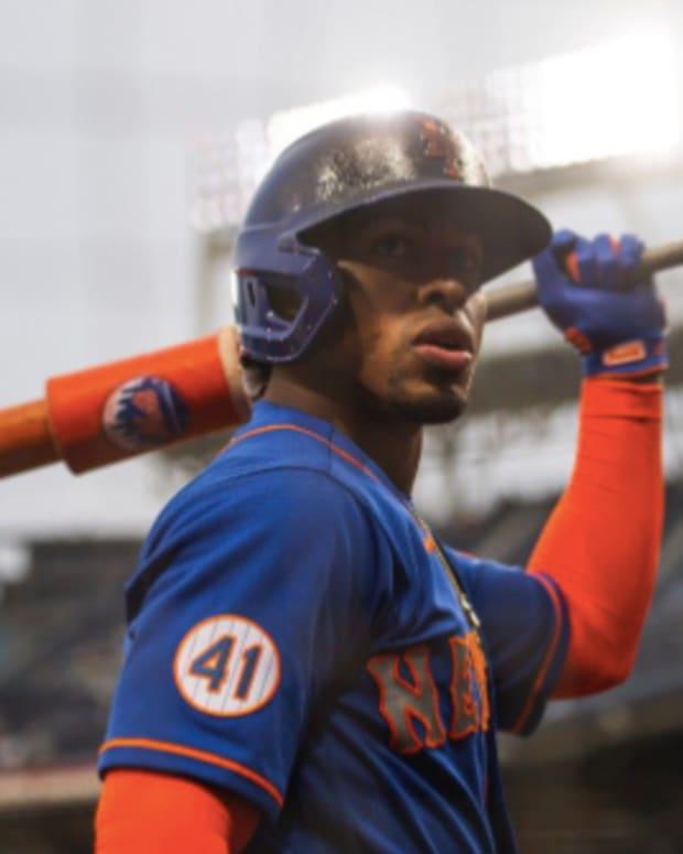Mets shortstop Francisco Lindor