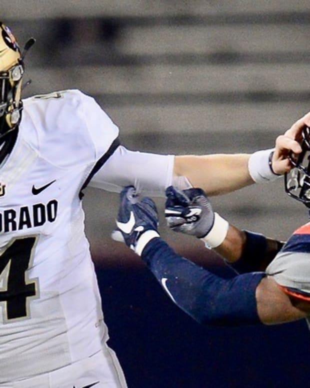 Colorado quarterback Sam Noyer has entered the transfer portal
