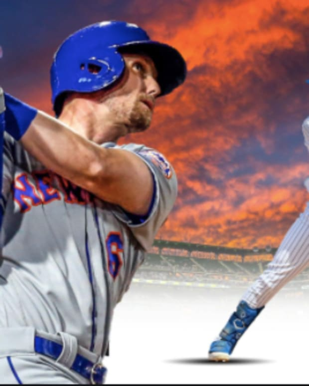 New York Mets second baseman Jeff McNeil