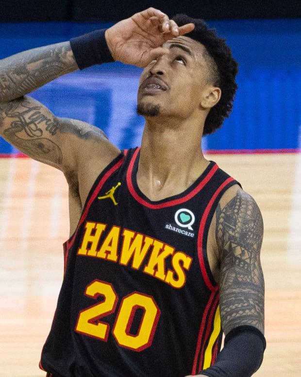 Atlanta Hawks John Collins
