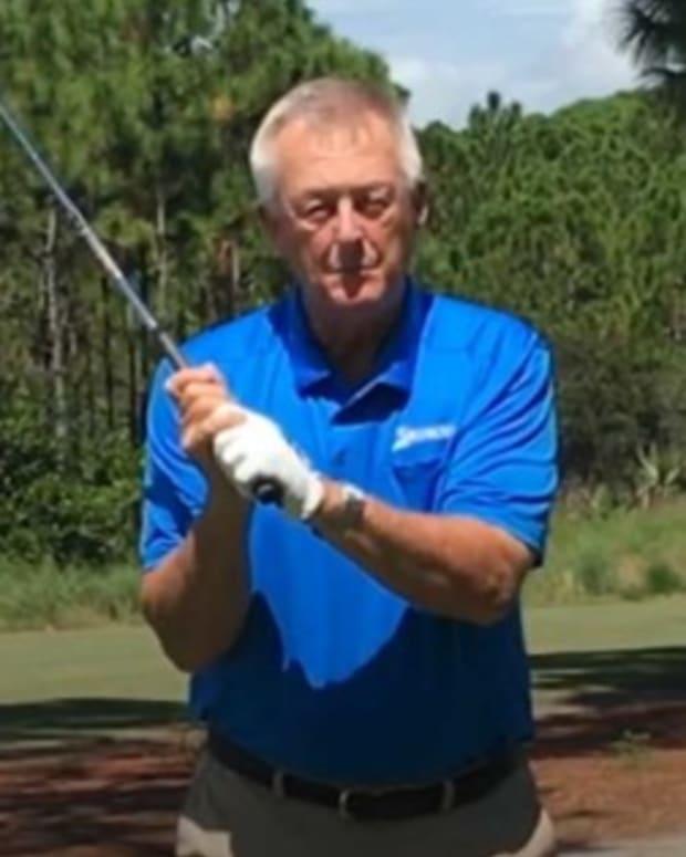 Golf-grip