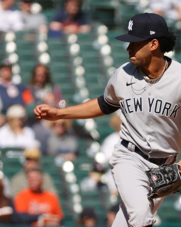Yankees SP Deivi Garcia