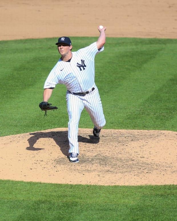 Yankees RP Zack Britton