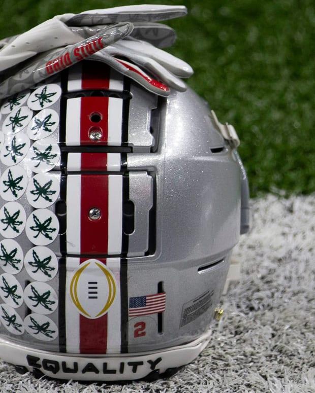 Ohio State Helmet
