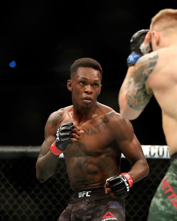 UFC MMA Israel Adesanya