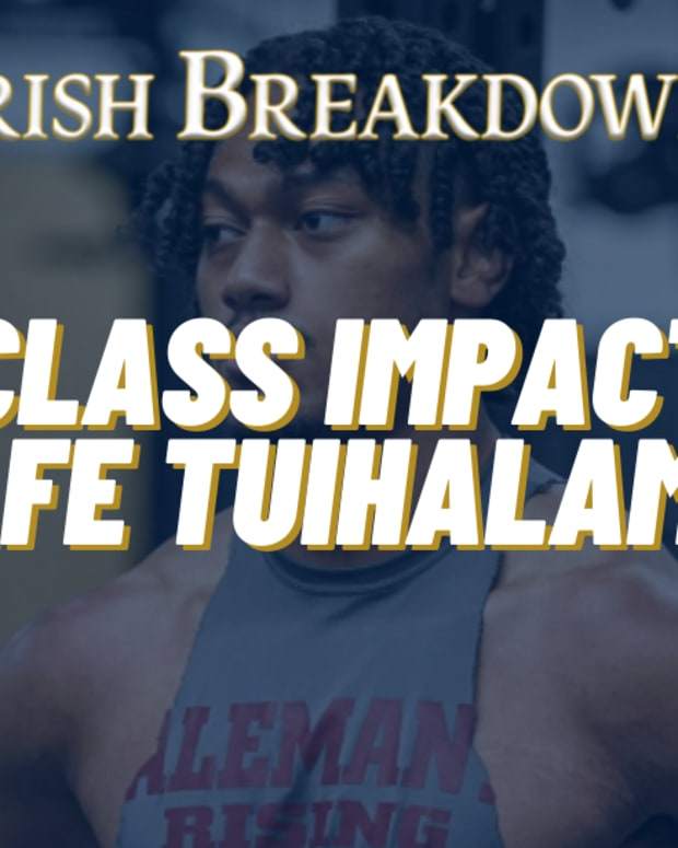Niuafe Tuihalamaka Class Impact