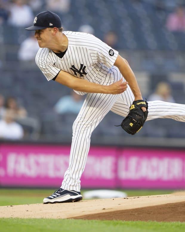 Yankees SP Jameson Taillon