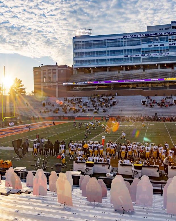 Illinois Memorial Stadium