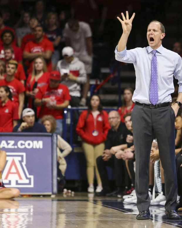 Mike Hopkins, after four seasons at the UW, is no longer talked about as a Syracuse successor.