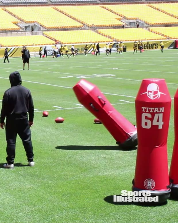 Steelers Minicamp Highlights Day 2