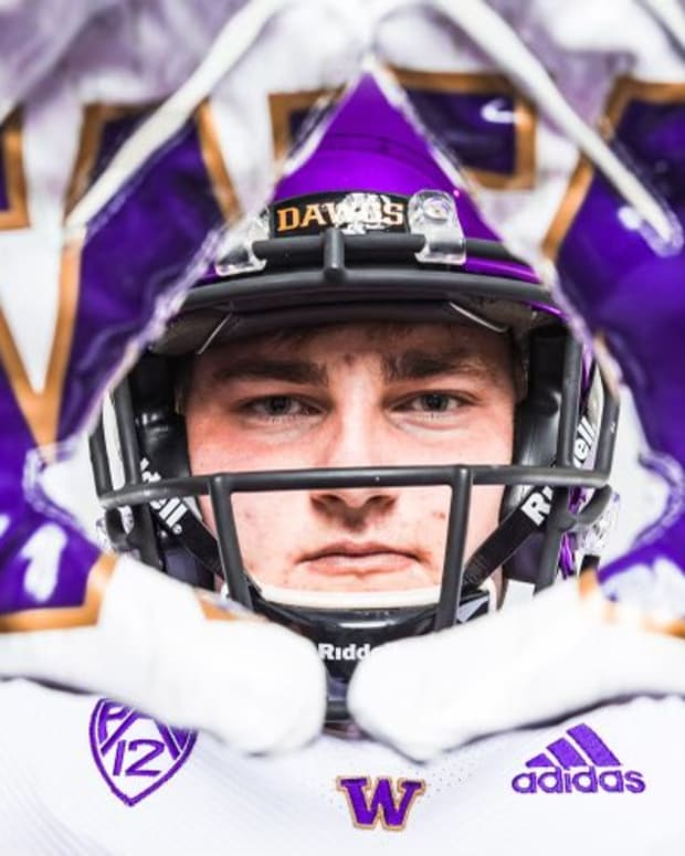 Jack McCallister will walk on at the UW rather than Weber State