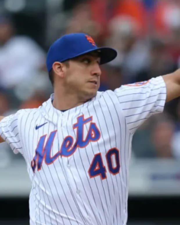 The New York Mets traded Jacob Barnes to the Toronto Blue Jays for pitcher Troy Miller