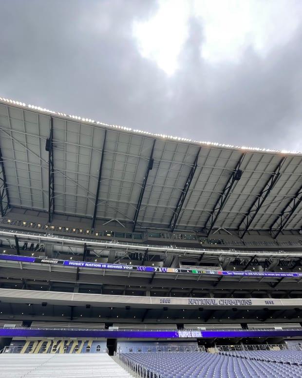 Husky Stadium will be at full capacity in the fall.
