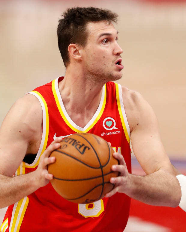 Danilo Gallinari, Atlanta Hawks