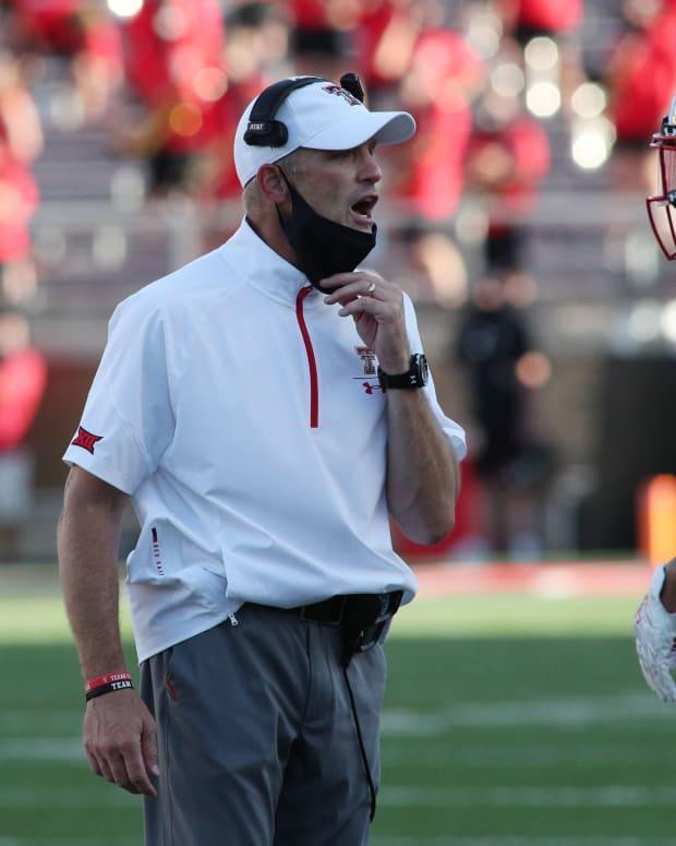 Matt Wells, Texas Tech Red Raiders